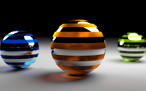 3 bolas